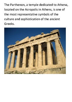 Ancient Greece Handout