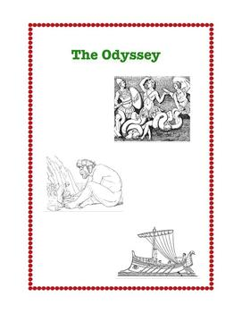 Ancient Greece: Homer's Odyssey Quiz