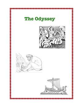 Ancient Greece: Homer's Odyssey Quiz
