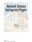 Ancient Greece Instagram Pages