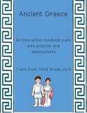 Ancient Greece Interactive Notebook Set