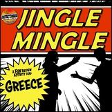 Ancient Greece Jingle Mingle Fun Class Review Activity