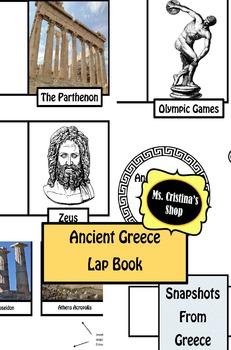 Ancient Greece Lap Book