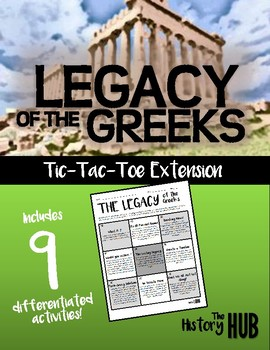 Ancient Greece - Legacy