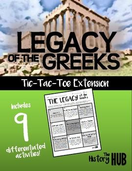 Ancient Greece - Legacy