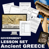 Ancient Greece Lesson: Government