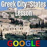 Ancient Greece Lesson: Greek City-States
