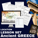 Ancient Greece Lesson: Location and Geography