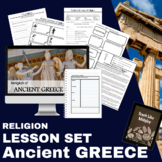 Ancient Greece Lesson: Religion