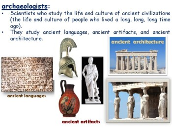 Ancient Greece Lesson - classroom unit, study guide, state exam prep 2017 2018