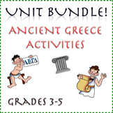 Ancient Greece Lessons Bundle