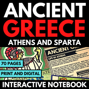 Ancient Greece Unit Athens and Sparta