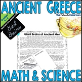 Ancient Greece Math & Science