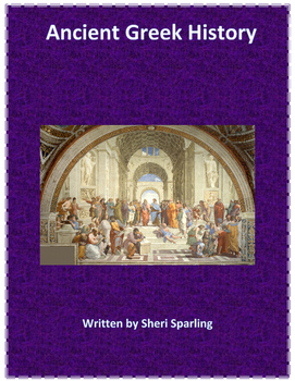 Ancient Greece Media Writing and Standardized Test Prep