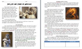 Ancient Greece Mini-Bundle of Mythology - Greek Myths