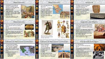 Ancient Greece: Minoan and Mycenaean Civilizations