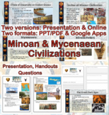 Ancient Greece: Minoan and Mycenaean Civilizations