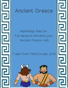 Ancient Greece Mythology Add On