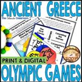 Ancient Greece Olympics   Ancient Olympic Games