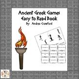 Ancient Greek Games Easy Reader