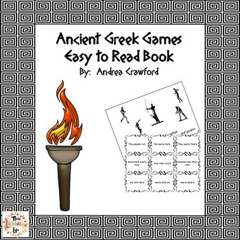 Ancient Greek Games Easy Reader
