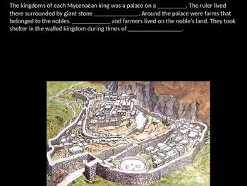 Ancient Greece PPT Day 3: Mycenaean Civilization