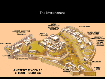 Ancient Greece PPT Day 3: Mycenaean Civilization