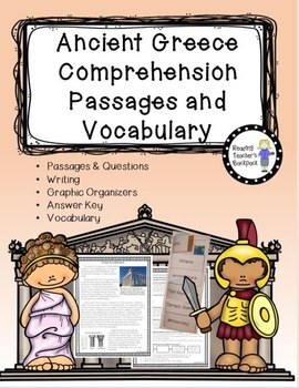 Ancient Greece Passages and Vocabulary