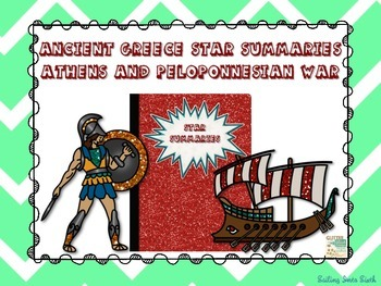 Ancient Greece - Peloponnesian War - Delian League - Inter