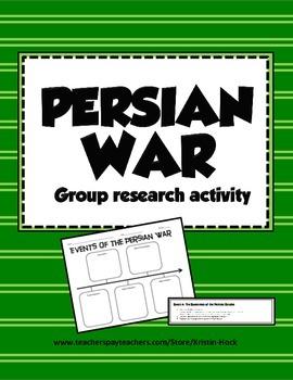 Ancient Greece - Persian War