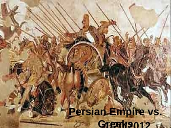 Ancient Greece - Persian Wars