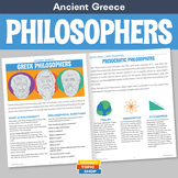 Ancient Greece - Philosophers