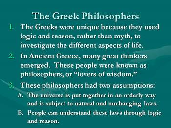 Ancient Greece Power Point