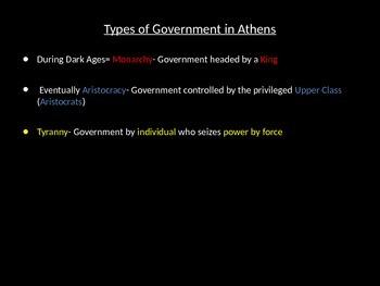 Ancient Greece Power Point Presentation
