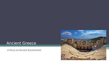 Ancient Greece Presentation