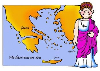 Ancient Greece Presentation Project