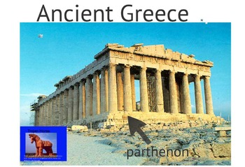 Ancient Greece Prezi