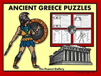 Ancient Greece Puzzles