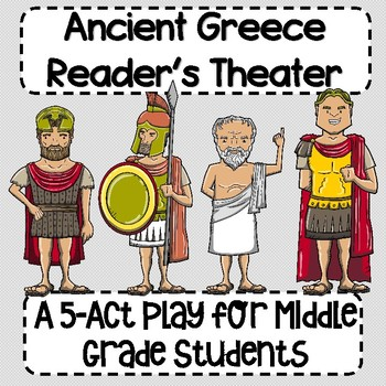 Ancient Greece Reader's Theater