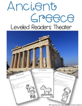 Ancient Greece Readers Theater {Leveled}