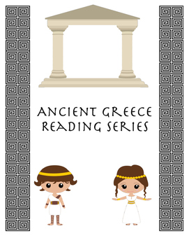 Ancient Greece Reading Series