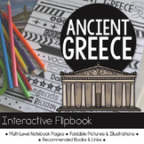 Ancient Greece Interactive Flipbook