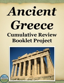 Ancient Greece Review Project