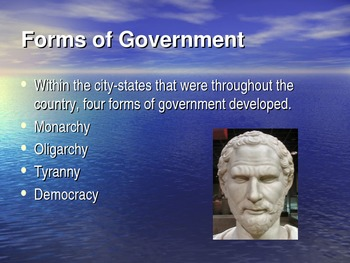 Ancient Greece: Rise of Democracy