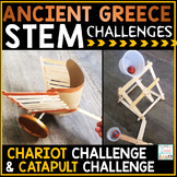Ancient Greece Olympics STEM Challenges
