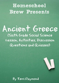 Ancient Greece (Sixth Grade Social Science Lesson)