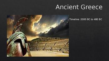 Ancient Greece Slides