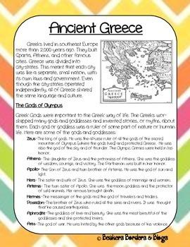 Ancient Greece Socratic Seminar Lesson Plan