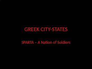 Ancient Greece - Sparta