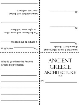 Ancient Greece Study Guide